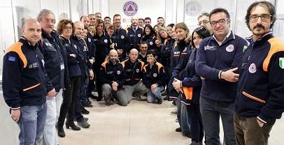 Regione Lazio, nuova sede operativa della Protezione Civile