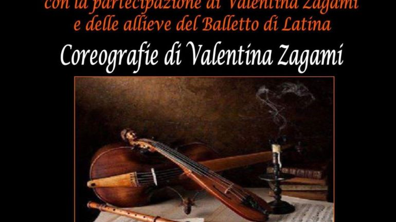 """In scena il Trio """"Ars Instrumentalis"""". Sul palco anche le ballerine del Balletto di Latina"""