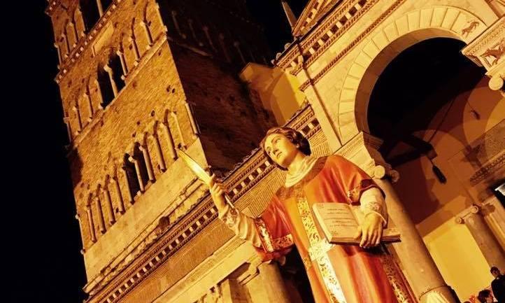 """Terracina: la storia, il mito …""""Tempio, Basilica, Cattedrale, Duomo""""  (terza ed ultima parte)"""