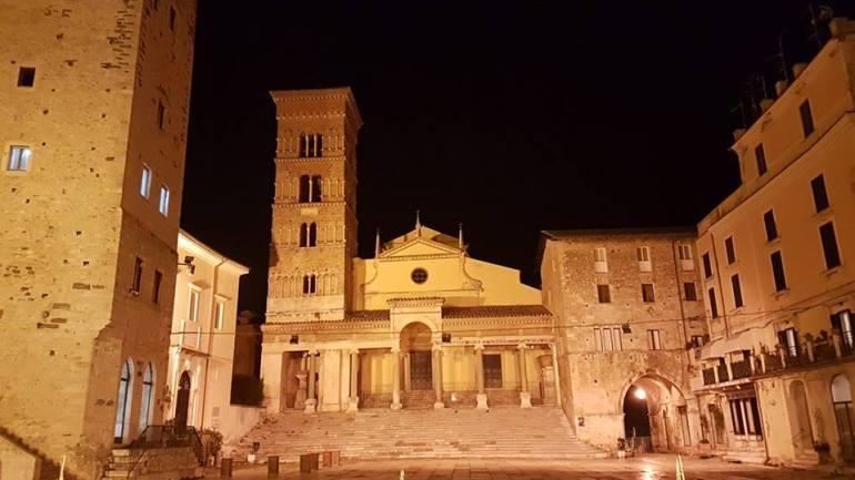 Terracina: la storia, il mito …  Tempio, Basilica, Cattedrale, Duomo  (2° parte di 3)