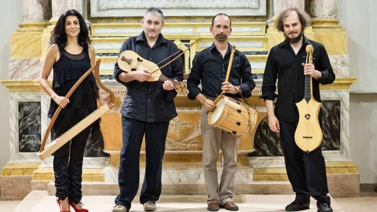 Madre De Deus. ArtCity arriva a Cori con il concerto di musica antica dei Micrologus