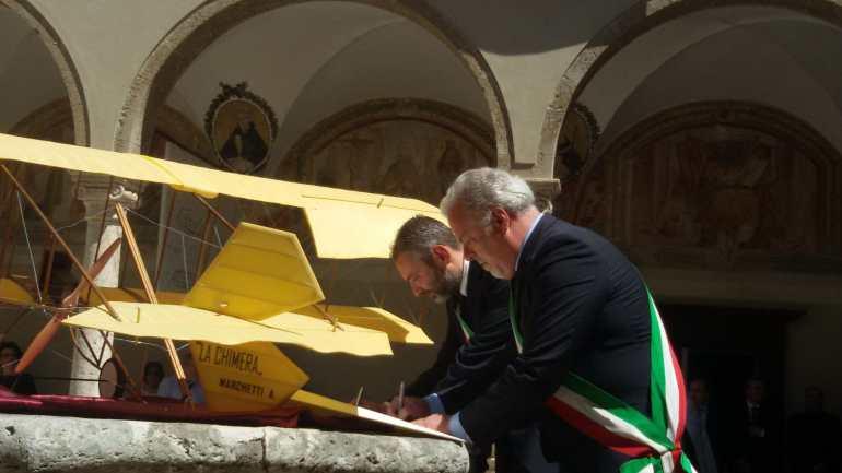 Cori e Sesto Calende: sabato la cerimonia conclusiva del Patto di Gemellaggio nel nome di Alessandro Marchetti