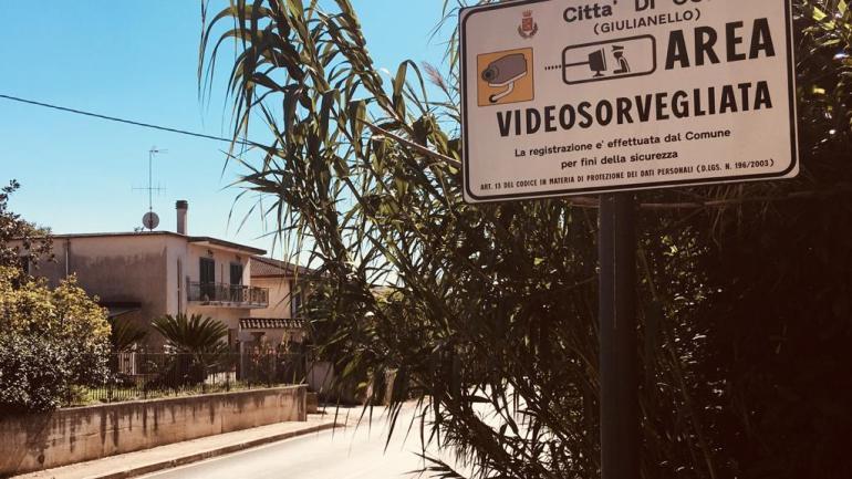 Cori e Giulianello, attivato il nucleo iniziale di video-sorveglianza urbana
