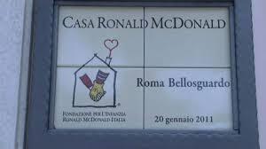 "Sanità regionale. Simeone (FI) ""Case Ronald esempio di eccellenza"""
