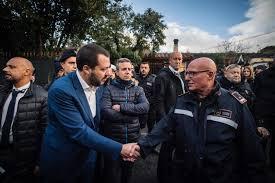 """Roma. Casamonica, Lega Lazio """"Lo Stato trionfa sempre"""""""
