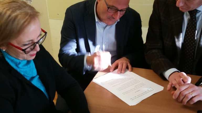 Latina – UGL: firmato l'Addendum per le aree di crisi complessa
