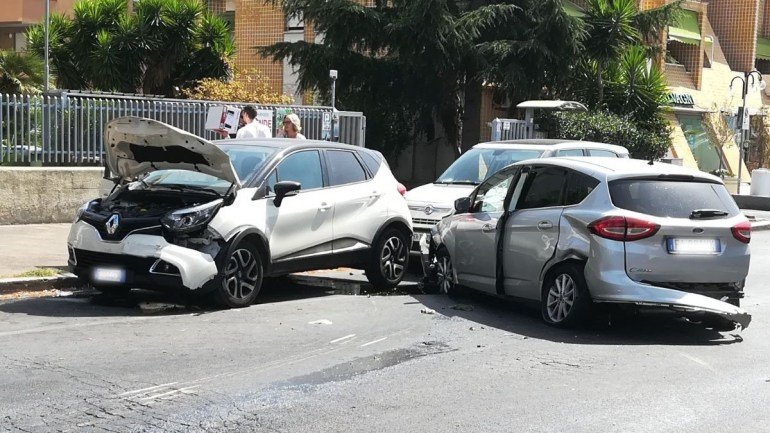 Latina. Incidenti stradali +50%