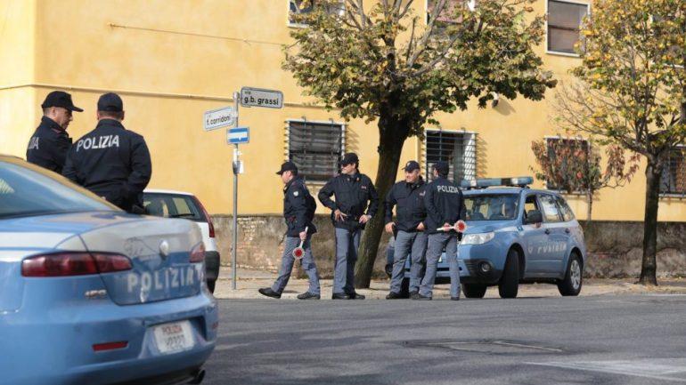 Latina. Controlli di PS e arresti al Nicolosi