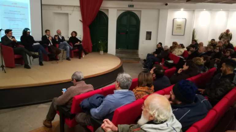 Tarip e raccolta differenziata, l'incontro a Cori tra amministratori locali e cittadini