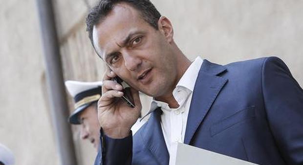 In manette il presidente del Consiglio comunale di Roma