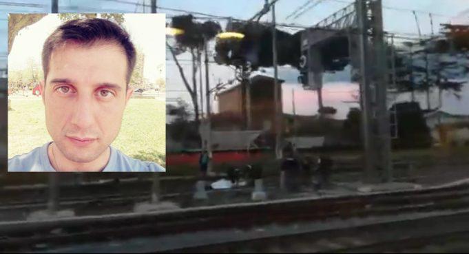 Campoleone. E' Gianluca Vargiù la persona investita dal treno Roma-Napoli