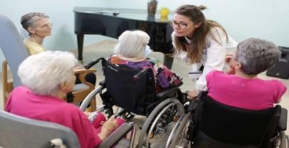 Regione Lazio, politiche socilai:500 mila euro per progetti  a favore degli anziani