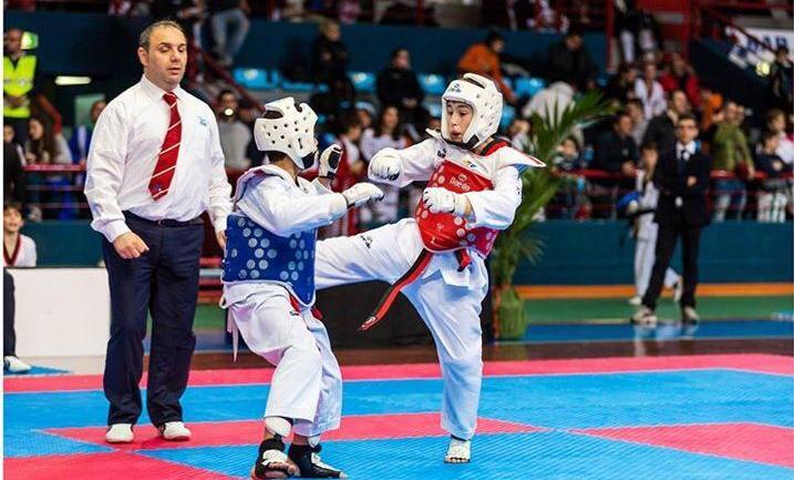 Cisterna 27 e 28 aprile, il report del Campionato interregionale di taekwondo