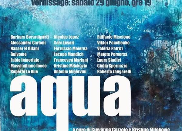 Sperlonga. Gall'Art Roma & Evasioni Art Studio presentano: ℚ