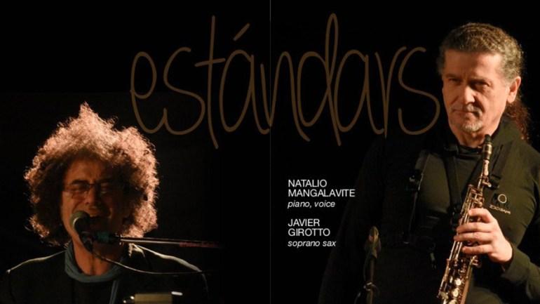 Concerto Estandars, Javier Girotto & Natalio Mangalavite a Cori
