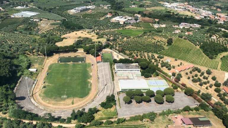 Cori, project financing preliminare per il centro sportivo polifunzionale Stoza