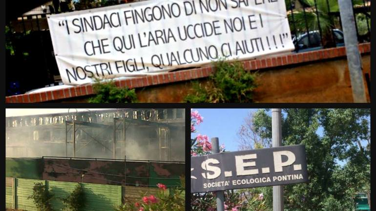 Pontinia. Presentata istanza la Tribunale di Latina per la insalubrità dell'area SEP e Sogerit
