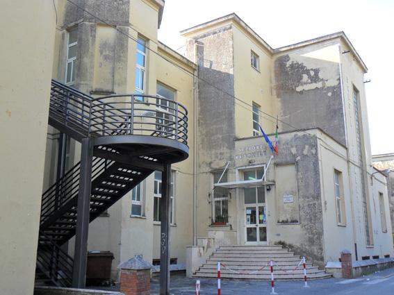 """Cori, 50.000.00 euro dalla Regione per l'ammodernamento della palestra della scuola primaria """"Virgilio Laurienti"""""""