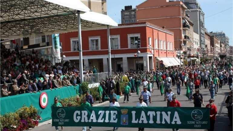 Latina. Decennale adunata nazionale Alpini, il 4 ottobre la presentazione dell'evento