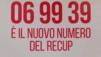 Lunghe attese per il numero Recup, la regione Lazio intervenga