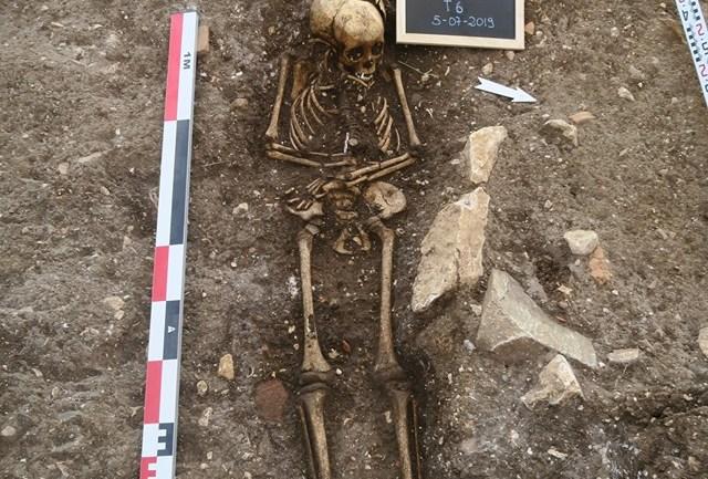 Sepolture del '500 ritrovate al parco archeologico di Privernum