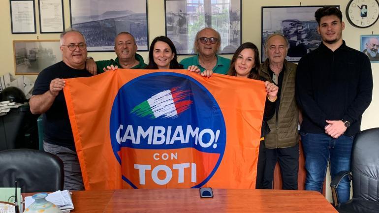 """""""Cambiamo! con Toti"""": aperto a Terracina il primo Comitato"""