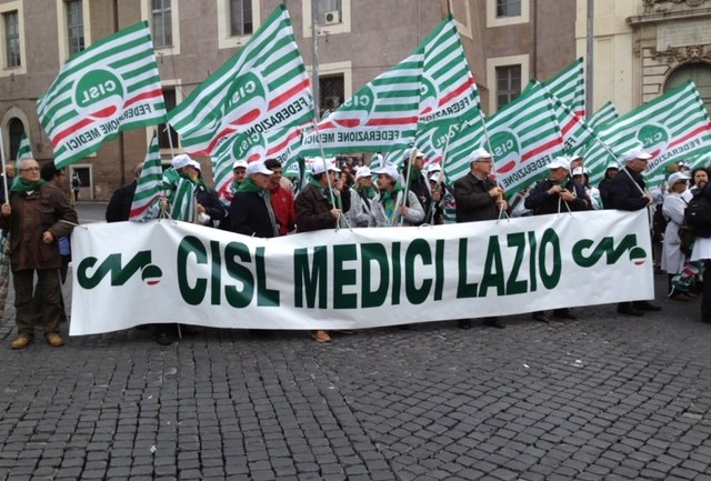 Violenze in corsia, La Cisl Medici del Lazio chiede la costituzione di parte civile