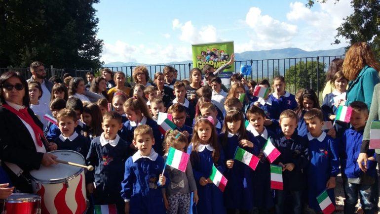 Sisma:inaugurati moduli scolastici a Poggio Bustone