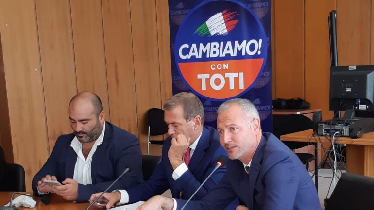 """Regione Lazio. """"Cambiamo"""" si radica sul territorio"""
