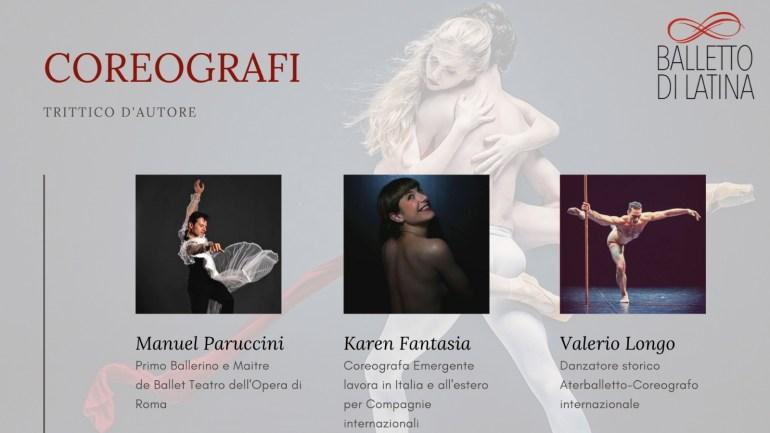 Al Balletto di Latina un innovativo percorso formativo