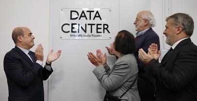 Innovazione:inaugurato il nuovo Data Center regionale