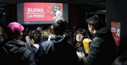 """La Regione Lazio a Anec presentano """"Buona la prima!"""""""
