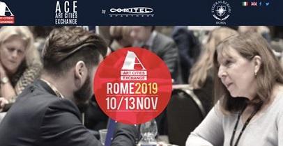 Il turismo del Lazio ad Art Cities Exchange 2019