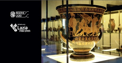 Regione Lazio, protagonista al salone archeologico di Paestum