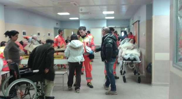 Pronto soccorso Latina, lavori fermi e rischio lungo stop