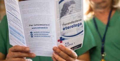 Sanità, con 65 bollini rosa il Lazio in prima linea per cura donne
