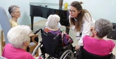 Regione. Sociale:Troncarelli presenta il progetto Te-Lazio per la terza età