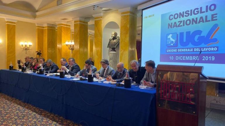 A Roma si è tenuto il Consiglio nazionale dell'UGL