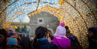 Natale: al via la festa delle Meraviglie della Regione Lazio