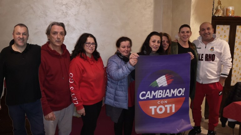 Marina di Ardea, è realtà il comitato promotore di Cambiamo con Toti