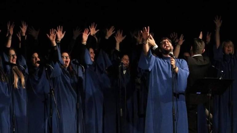 Il 21 dicembre sul palco dell'auditorium Vivaldi il concerto del Vibration Gospel ChoirIl 21 dicembre sul palco dell'auditorium Vivaldi il concerto del Vibration Gospel Choir