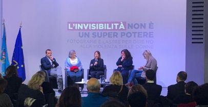 """Regione Lazio. """"L'invisibilità non è un superpotere"""""""