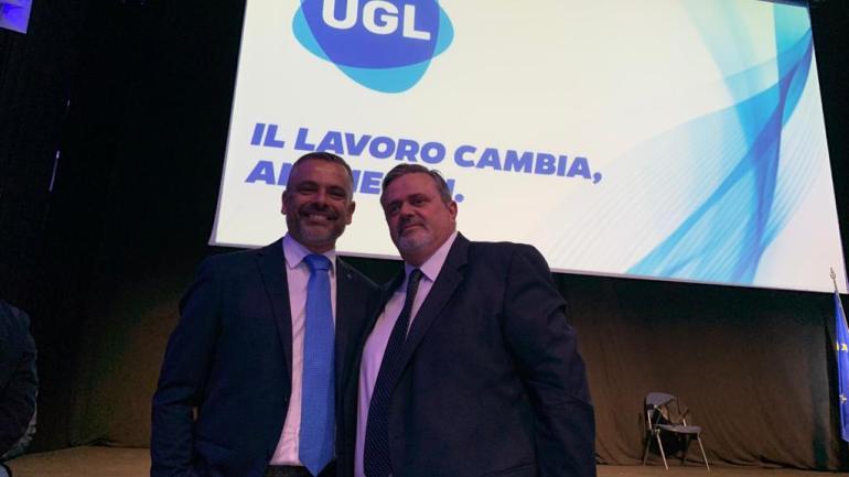 Logo e sfide nuove per l'UGL Lazio