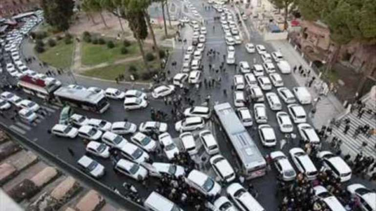 Roma seconda a Bogotà per le ore nel traffico