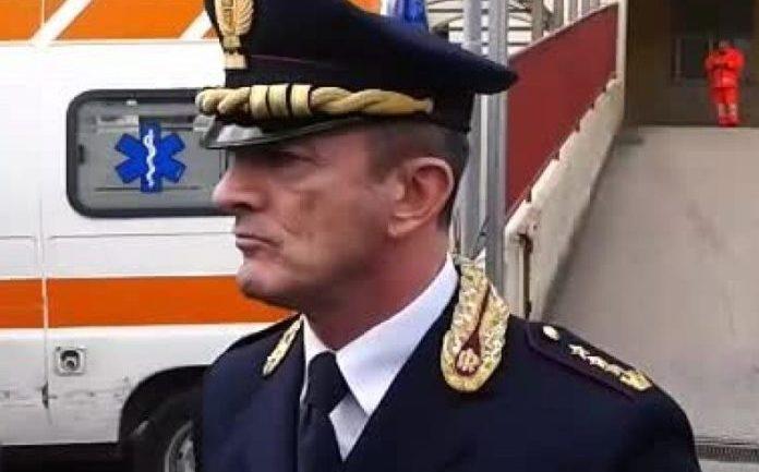 Michele Spina è il nuovo questore di Latina