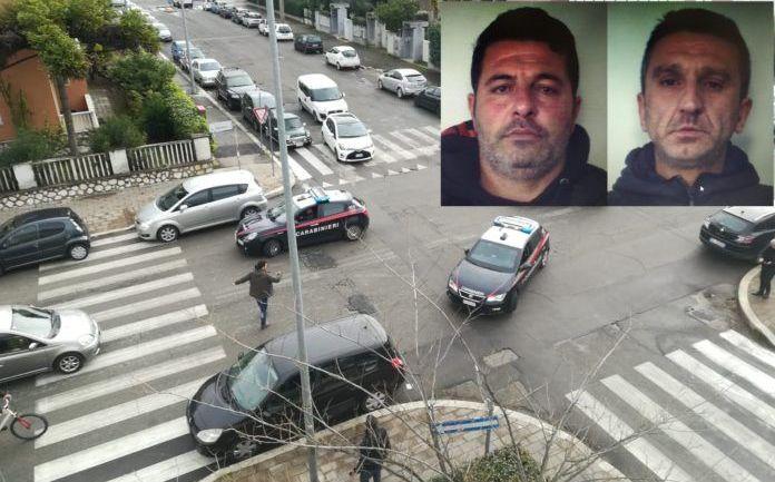 Latina. Arrestati, in strada, due truffatori di anziani