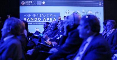 Regione Lazio, con il bando Apea 11 milioni per imprese green