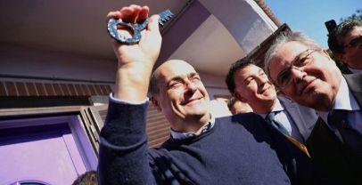 Regione Lazio: villa confiscata diventa spazio polifunzionale sull'autismo