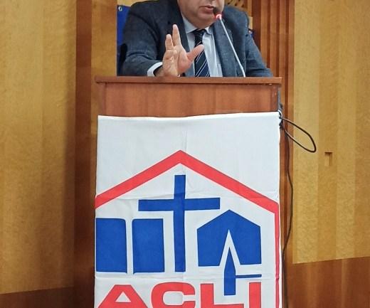 """Ivan Simeone (CLAAI Assimprese): sinergia per un impegno sociale sul territorio pontino. Attenzione alla """"Comunità Grigia"""""""
