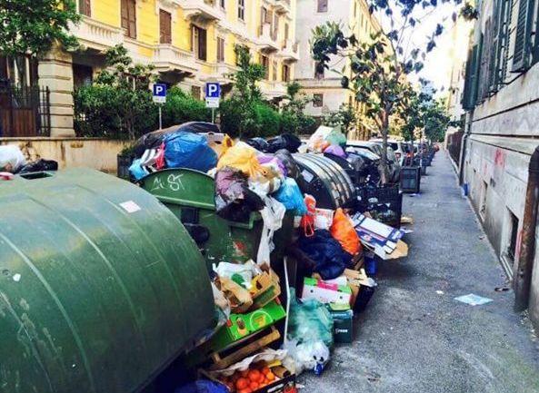 Intesa con Regione Toscana per trattamento rifiuti di Roma